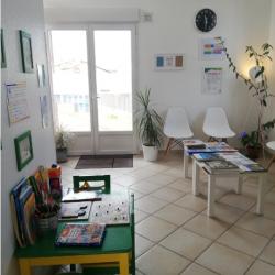 Salle d'attente et coin enfants